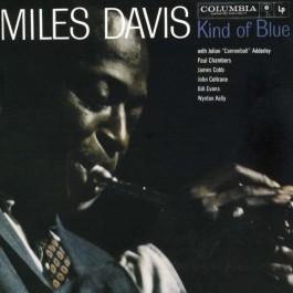 Miles Davis Kind Of Blue Transparent Vinyl LP