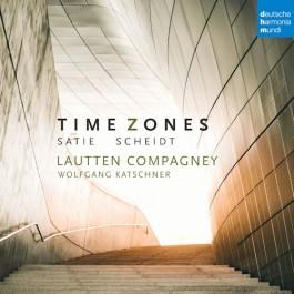 Lautten Compagney Wolfgang Katschner Time Zones CD