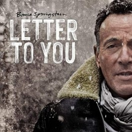 Bruce Springsteen Letter To You CD