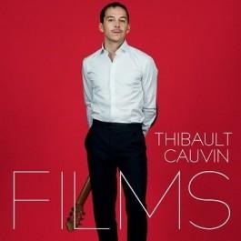 Cauvin Thibault Films CD