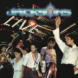 Jacksons Live 40Th Anniversary LP2