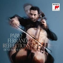 Pablo Ferrandez Reflections CD