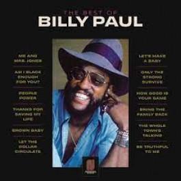 Billy Paul Best Of LP