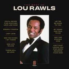 Lou Rawls Best Of LP