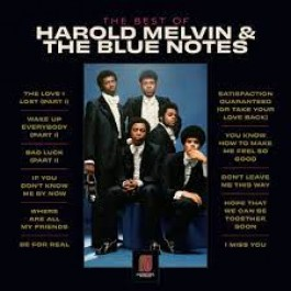 Harold Melvin & The Blue Notes Best Of LP