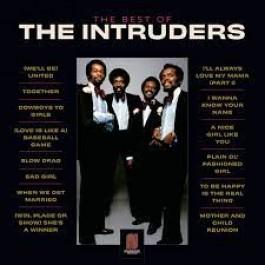 Intruders Best Of LP