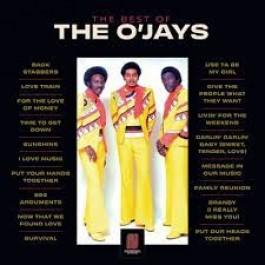 Ojays Best Of LP2