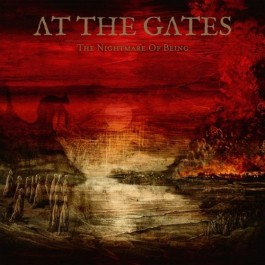 At The Gates Nightmare Of Being CD