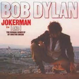 Bob Dylan Jokerman/i And I The Reggae Remix Ep Rsd 2021 12MAXI