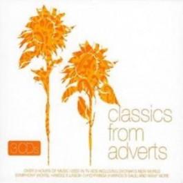 Various Artists Boxset Classics From Adverts CD3