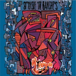 Siouxsie & The Banshees Hyaena Remasters Cd CD