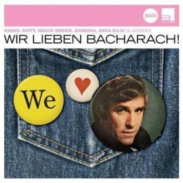 Razni Izvođači We Love Bacharach Jc CD
