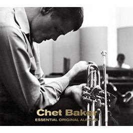 Chet Baker 3 Essential Albums CD3