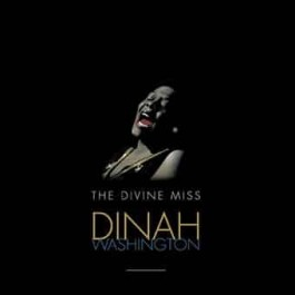 Dinah Washington Divine Miss CD5