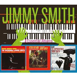 Jimmy Smith 3 Essential Albums CD3