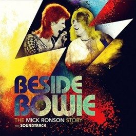 Various Artists Beside Bowie The Mick Ronson Story CD