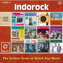 Various Artists Indorock Golden Years Of Dutch Pop Music CD2