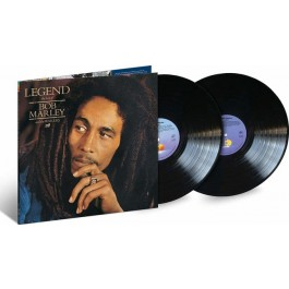 Bob Marley & The Wailers Legend The Best Of 35Th Anniversary LP2