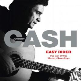 Johnny Cash Easy Rider The Best Of Mercury Recordings LP2