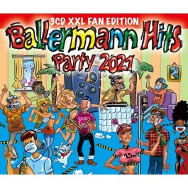 Various Artists Ballermann Hits Party 2021 CD2