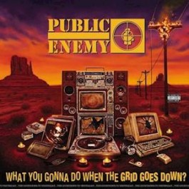 Public Enemy What You Gonna Do When The Grid Goes Down LP