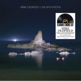 Mike Oldfield Incantations Rsd 2021, Ultra Clear Vinyl LP2