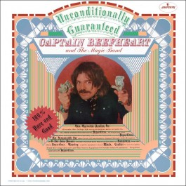 Captain Beefheart Unconditionally Guaranteed Rsd 2021, Clear Vinyl LP