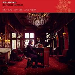 Andre Manoukian Les Pianos De Gainsbourg CD