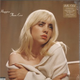 Billie Eilish Happier Then Ever CD