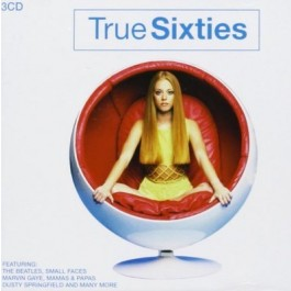 Various Artists Boxset True Sixties CD3