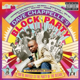 Various Artists Dave Chappelles Block Party CD