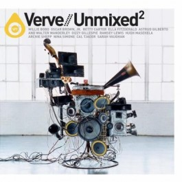 Various Artists Verve Unmixed 2 CD