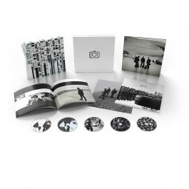 U2 All That You Cant Leave Behind 20Th Anniversary Super Deluxe Ed. CD5+BOOK