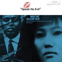 Wayne Shorter Speak No Evil LP