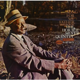 Horace Silver Quintet Songs For My Father LP