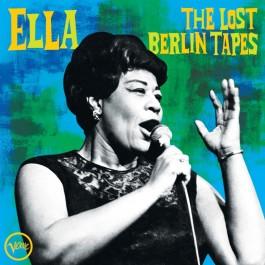 Ella Fitzgerald Lost Berlin Tapes LP2