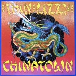 Thin Lizzy Chinatown LP