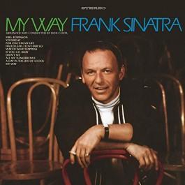 Frank Sinatra My Way Expanded 50Th Annyversary CD