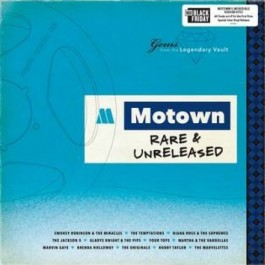 Various Artists Motown Rare & Unreleased Rsd Bf 2019 LP