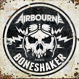 Airbourne Boneshaker Deluxe CD