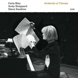Carla Bley Andy Sheppard Steve Swallow Life Goes On LP