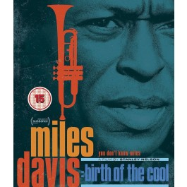 Stanley Nelson Miles Davis Birth Of The Cool Deluxe BLU-RAY+DVD