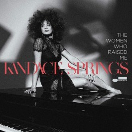 Kandance Springs The Woman Who Raised Me CD
