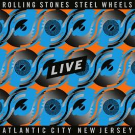 Rolling Stones Steel Wheels Live Atlantic City New Jersey CD2+BLU-RAY