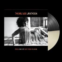 Norah Jones Pick Me Up Off The Floor Limited Black & White LP