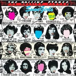Rolling Stones Some Girls Half-Speed Mastering LP