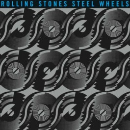 Rolling Stones Steel Wheels Half-Speed Mastering LP