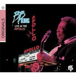 Bb King Live At The Apollo Originals CD