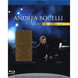 Andrea Bocelli Vivere - Live In Tuscany BLU-RAY