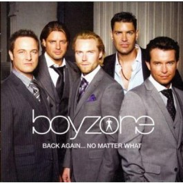 Boyzone Back Again No Matter What BLU-RAY